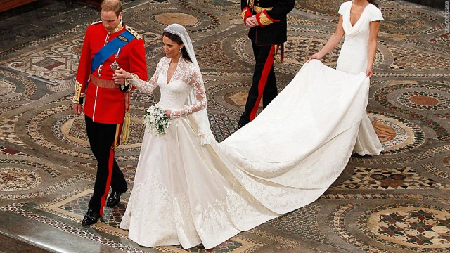 Will & Kate's Wedding