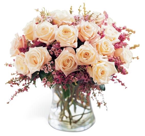 A Beautiful Rose Bouquet