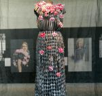 Flower Dress for Fashion Architecture Exhibition