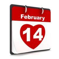 Valentines Day Feb 14