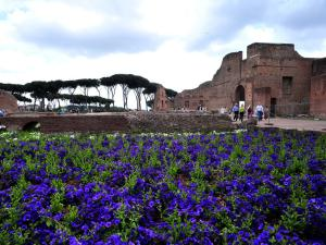 Gardens in Ancient Rome