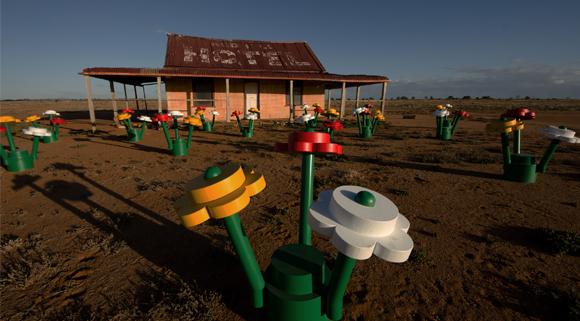 Lego Forest, Festival of Play, Australia