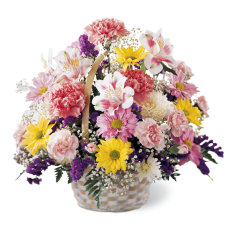 Grower Direct Fresh Cut Flowers Joyful Bounty Bouquet