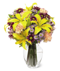 Grower Direct Fresh Cut Flowers Happiness Reigns Bouquet