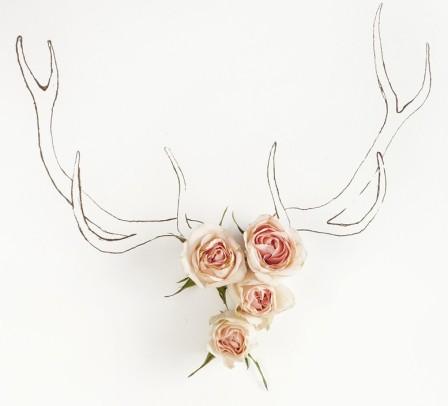 kari herer- antlers