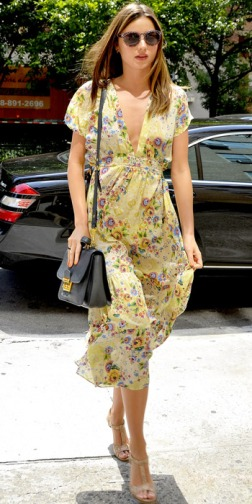 Miranda Kerr in sundress