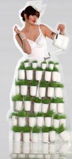 Living Planter dress aka Sprinkle Dress by Linda Schailon