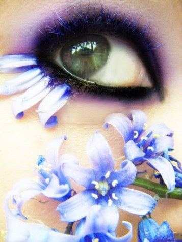 Bluebell eyes