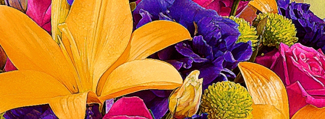 Facebook Covers for Flower Lovers
