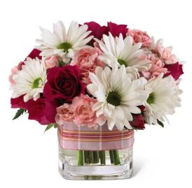 Sweet Petals Bouquet from Grower Direct Fresh Cut Flowers