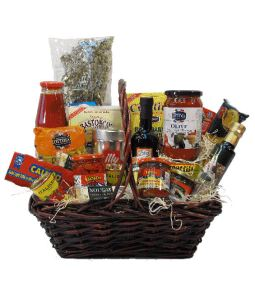 Little Italy Premium Gift Basket from Grower Direct