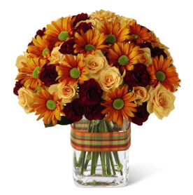 Autumn Decadence Arragement from Grower Direct Fresh Cut Flowers