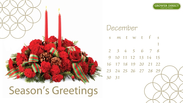 december 2012 desktop calendar wallpaper in HD 2