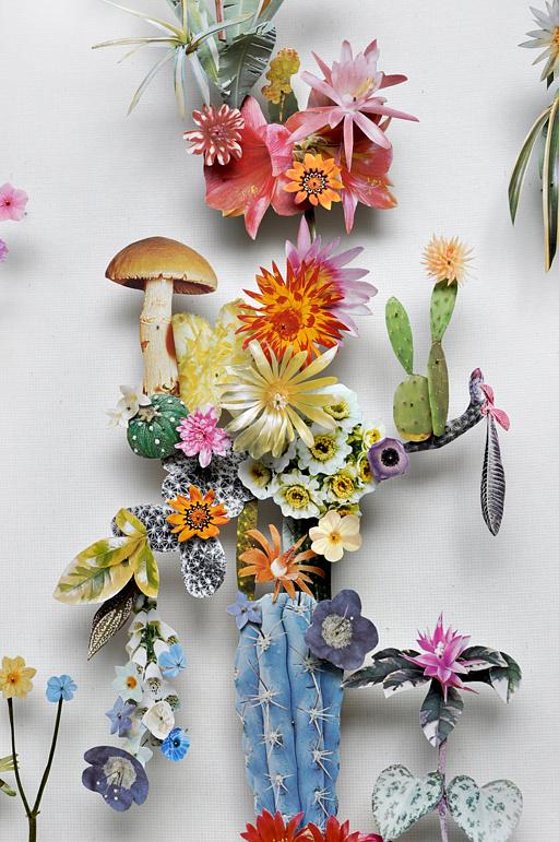 Anne Ten Donkelaar Flower Constructions 1a