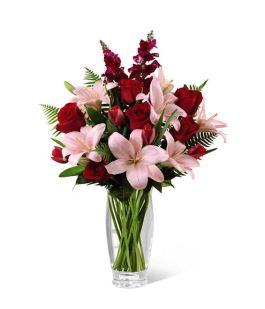 Romantic Dreams Arragement from Grower Direct Fresh Cut Flowers