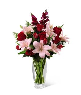 Romantic Dreams Arragement from Grower Direct Fresh Cut Flowers