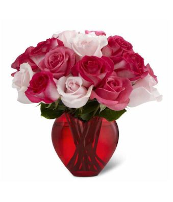 The I heart You Arrangement from GrowerDirect.com