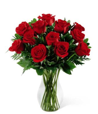 For the Love of Roses bouquet from GrowerDirect.com