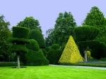 Topiary Garden at Levens Hall, UK