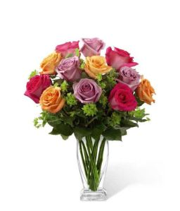 Simply Lovely Rose Bouquet from Grower Direct Fresh Cut Flowers