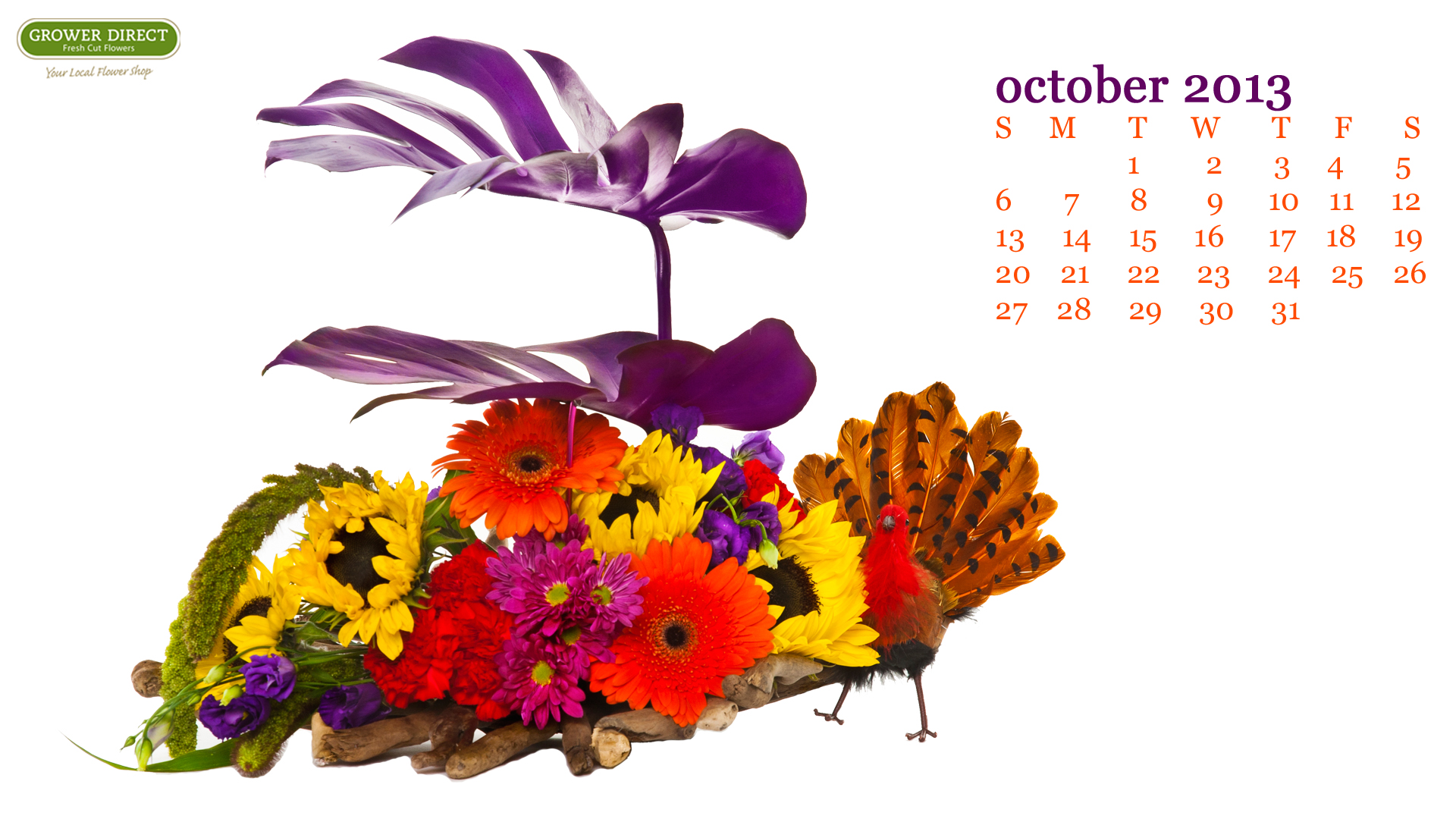 oct 2013 calendar desktop wallpaper - photo #29