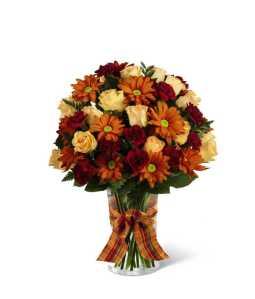 Fall arrangement from Grower Direct