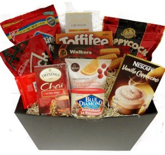 gift basket from Growedirect.com
