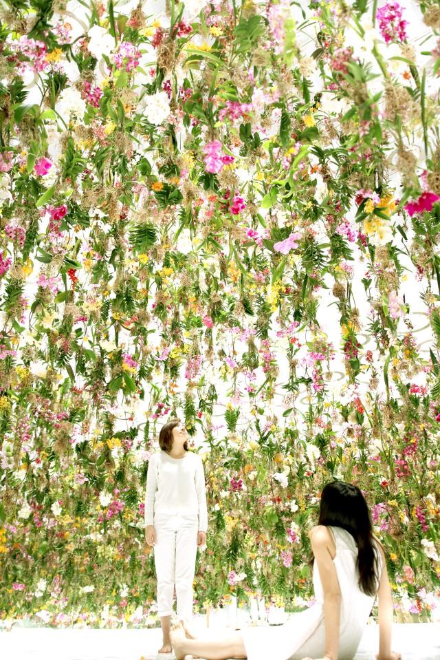Floating Flower Garden- Tokyo
